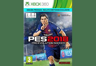 Xbox 360 PES 2018 Premium Edition