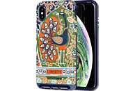 TECH21 Evo Luxe Liberty Francis, Backcover, Apple, iPhone XS Max, Blau