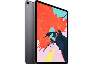 "APPLE iPad Pro 12.9"" (2018) WiFi 512GB Surfplatta - Grå"