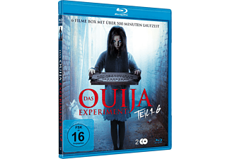 Ouija Box 1-6 Blu-ray