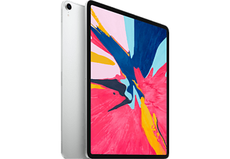 APPLE MTFN2FD/A iPad Pro Wi-Fi (2018), Tablet, 256 GB, 12.9 Zoll, iOS 12, Silver