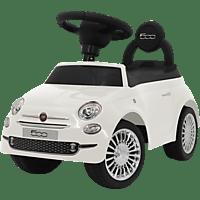 JAMARA KIDS Rutscher - Fiat 500 Rutscher, Weiß