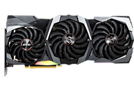 MSI GeForce RTX™ 2080 Ti Gaming Trio 11GB (V371-053R) (NVIDIA, Grafikkarte)