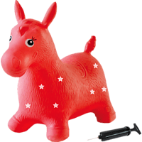JAMARA KIDS Hüpftier – Pferd Hüpftier, Rot