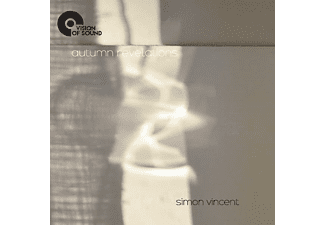 Simon Vincent - AUTUMN REVELATIONS  - (CD)