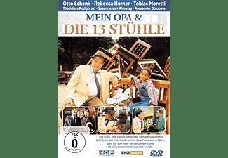 Mein Opa & die 13 Stühle DVD