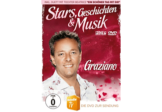Graziano - Stars,Geschichten & Musik  - (DVD)