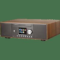 ALBRECHT DR890 CD Internetradio, Walnuss