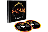 Def Leppard - THE STORY SO FAR THE BEST OF DEF LEPPARD (DELUXE) [CD]