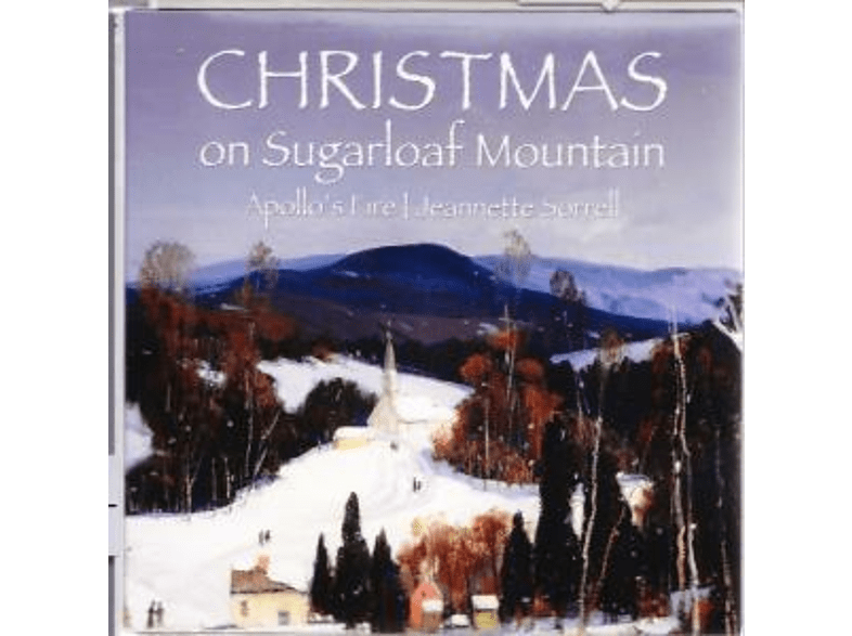 Apollos Fire - Christmas On Sugarloaf Mountain [CD]
