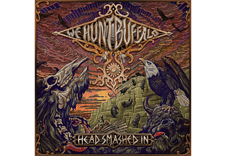 We Hunt Buffalo - Head Smashed In - (CD)