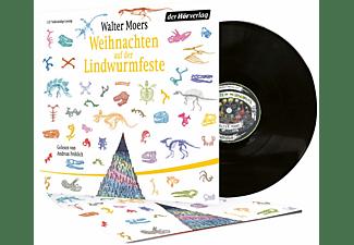 Andreas Fröhlich - Weihnachten Auf Der Lindwurmfeste  - (Vinyl)