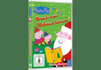 Peppa Pig-Besuch vom Weihnachtsmann DVD