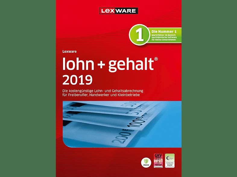 Lohn+Gehalt 2019 Jahresversion (365-Tage)