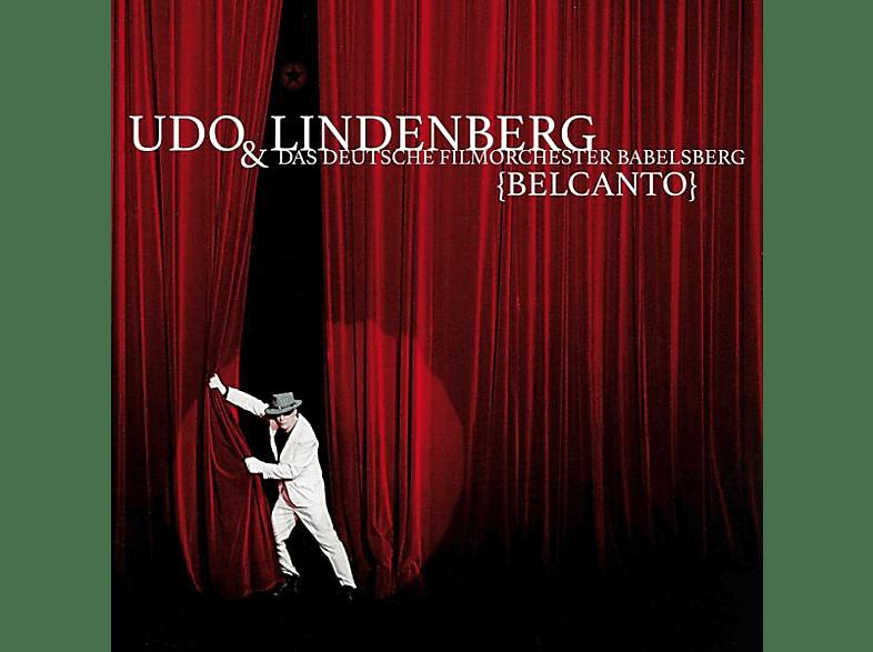Udo Lindenberg, Das Deutsche Filmorchester Babelsberg - Belcanto (2LP) [Vinyl]