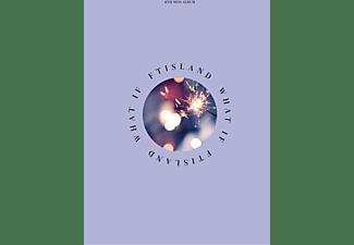 Ftisland - What if  - (CD)