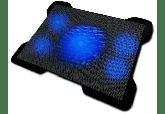Soporte con ventilador - Woxter Notebook Cooling pad 1560, negro