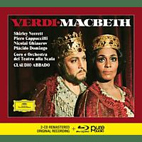 Orchstra del Teatro alla Scala Di Milano, Wiener Philharmoniker, VARIOUS - Macbeth (Ltd.Edt.) - [CD + Blu-ray Audio]