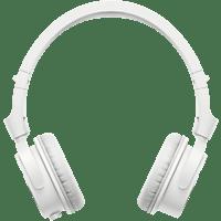 PIONEER HDJ-S7-W, On-ear Kopfhörer  Weiß
