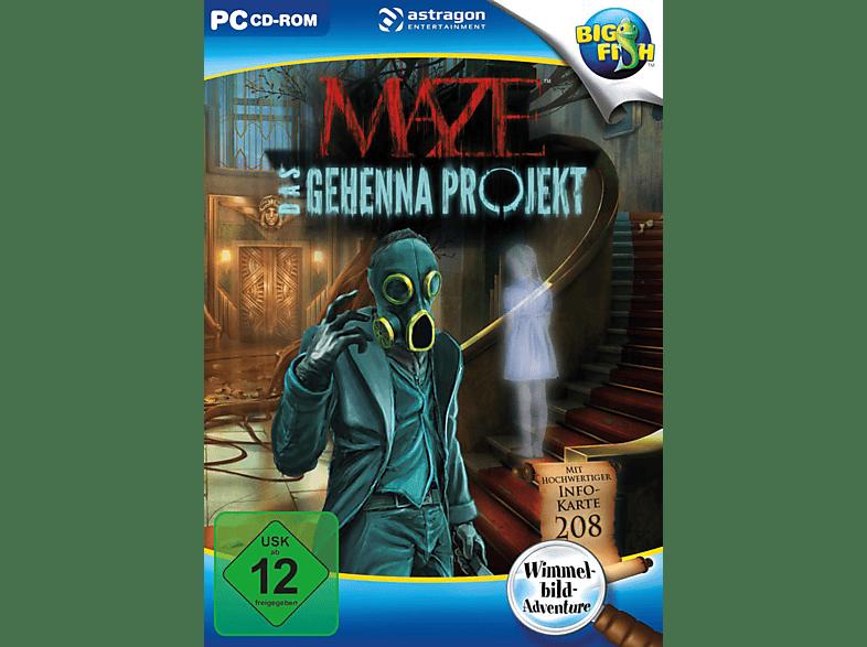 Maze: Das Gehenna Projekt [PC]
