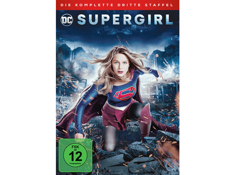 Supergirl - Staffel 3 [DVD]