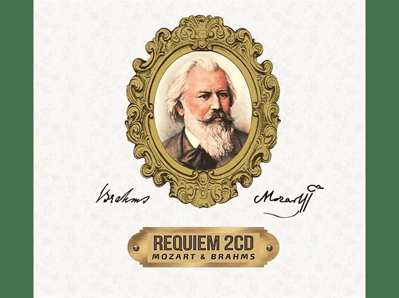 VARIOUS - Mozart & Brahms Requiem 2CD Gold Edition [CD]