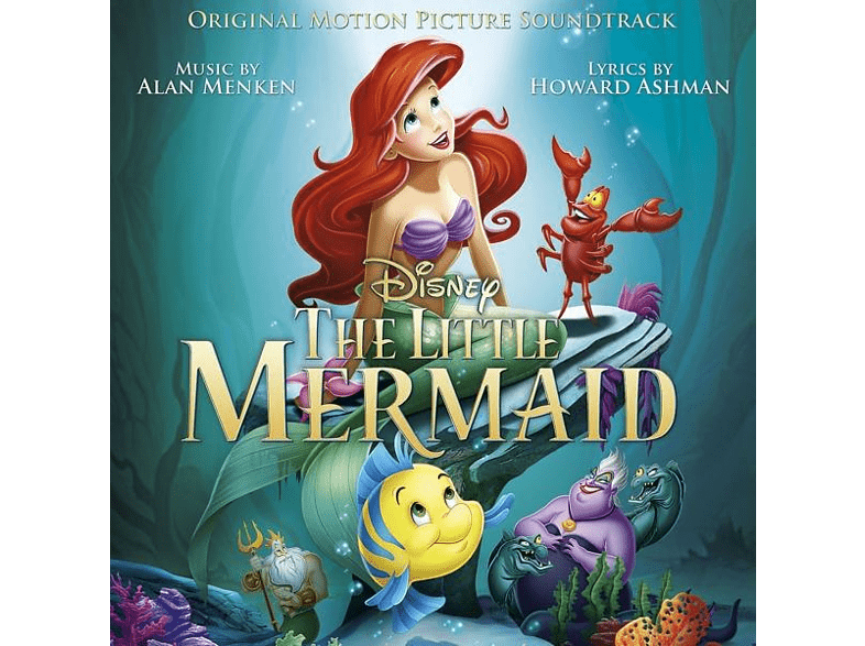 VARIOUS - The Little Mermaid-Original Motion Picture S. [Vinyl]