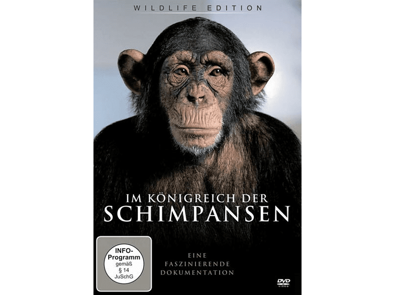 Im Königreich der Schimpansen [DVD]