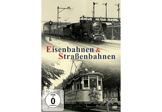 Eisenbahnen & Straßenbahnen DVD