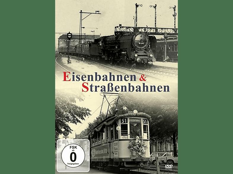 Eisenbahnen & Straßenbahnen [DVD]