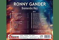 Ronny Gander - Brennendes Herz [CD]