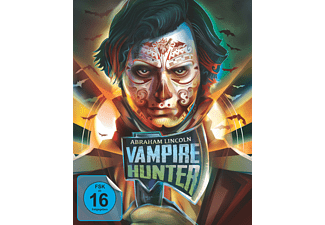 ABRAHAM LINCOLN: VAMPIRJAEGER LTD [Blu-ray]