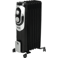 EL FUEGO AY 703 Öl Radiator (1500 Watt)