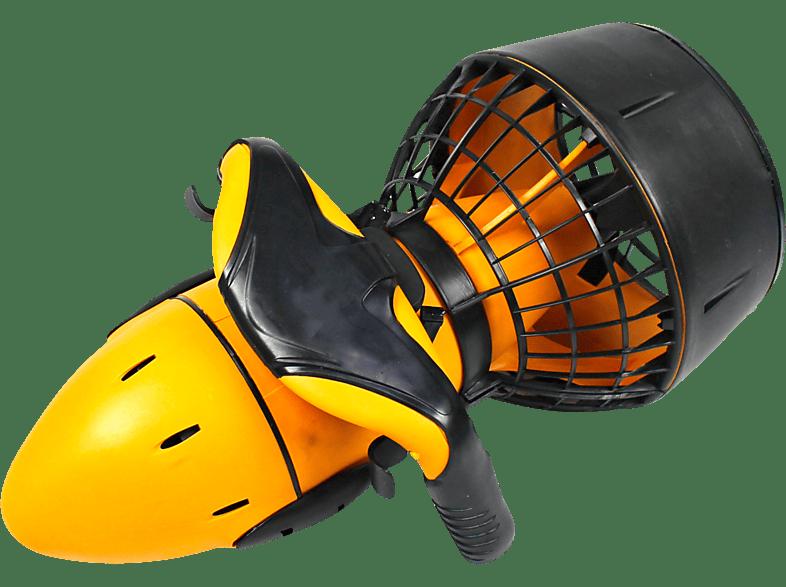 ICONBIT iconBIT Aqua Scooter  (Orange/Schwarz)