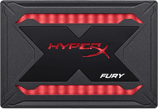 KINGSTON Disque dur interne SSD Fury RGB 480 GB (SHFR200/480G)