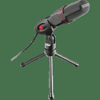 TRUST Trust Gaming GXT 212 Mico USB-Mikrofon - Mikrofon, Schwarz