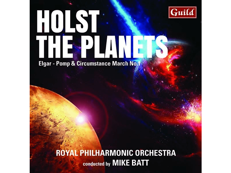 Mike/royal Philharmonic Orchestra Batt - The Planets [CD]
