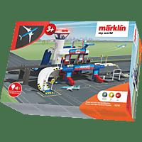 MÄRKLIN 72216 - Airport mit Licht- und Soundfunktion Spielzeugairport, Mehrfarbig