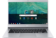 ACER Chromebook 514 (CB514-1HT-P5C0), Chromebook mit 14 Zoll Display, Pentium® Prozessor, 4 GB RAM, 32 GB eMMC, Intel® HD-Grafik 505, Silber