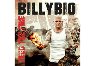 Billybio - Feed The Fire (Gtf. Black Vinyl) - (Vinyl)