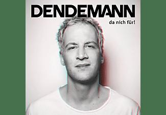 Dendemann - da nich für! (+MP3/180G BLK)  - (Vinyl)