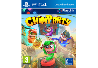 Chimparty (PlayLink) (PlayStation 4)