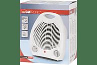CLATRONIC HL 3378 Heizlüfter Weiß (2000 Watt)