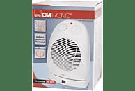 CLATRONIC HL3377 Heizlüfter Weiß (2000 Watt)