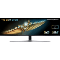 SAMSUNG C49HG90DMU Curved 48,9 Zoll Gaming Monitor (1 ms Reaktionszeit, 144 Hz)