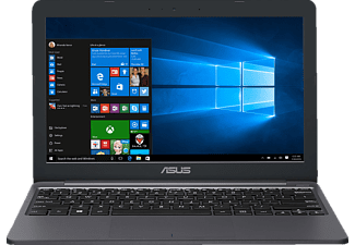 ASUS R203MA-FD025TS, Notebook mit 11.6 Zoll Display, Celeron® Prozessor, 4 GB RAM, 64 GB eMMC, Intel® UHD-Grafik 600, Star Grey