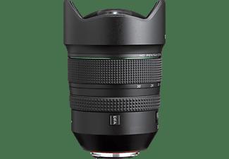 PENTAX 21280 FA 15-30MM F2.8ED SDM WR 15 mm - 30 mm f/2.8 ED, SDM, WR (Objektiv für Pentax K-Mount, Schwarz)