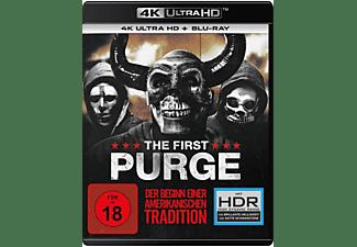 The First Purge 4K Ultra HD Blu-ray + Blu-ray