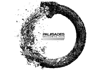 The Palisades - Erase The Pain - (CD)