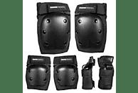 Kit de protección - Momo Design, Rodilleras, Talla L/XL